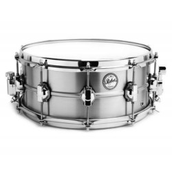 "DRUM SOUND REBEL CUSTOM SHOP 14""x6"" ALUMINUM"