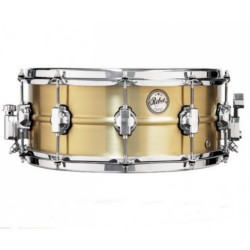 "DRUM SOUND REBEL CUSTOM SHOP 14""X6"" BRASS"